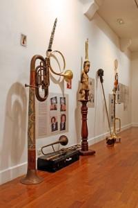 instruments de musique modifiés
