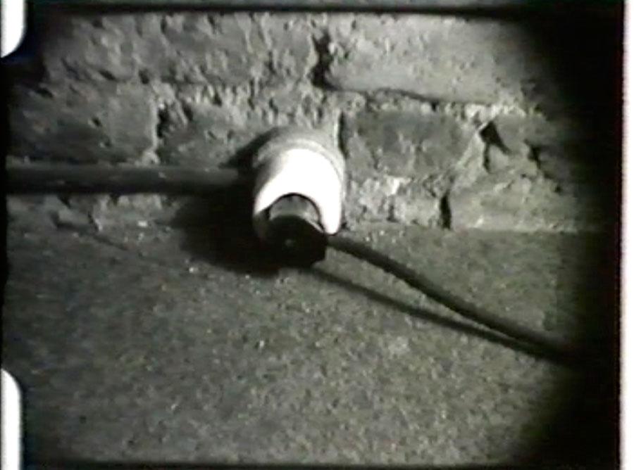 Jacques Lizène, interruption de lumière