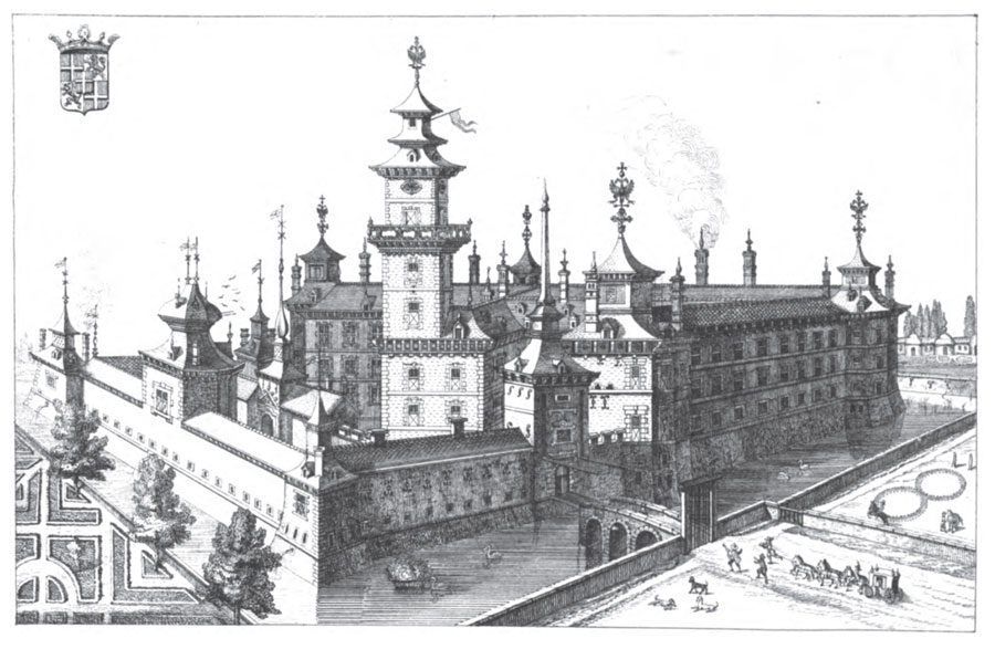 Château d'Aspremont