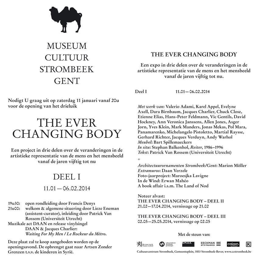 changing body