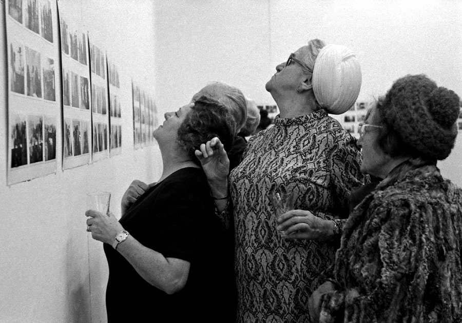 Jacques charlier vernissages, 1974-75