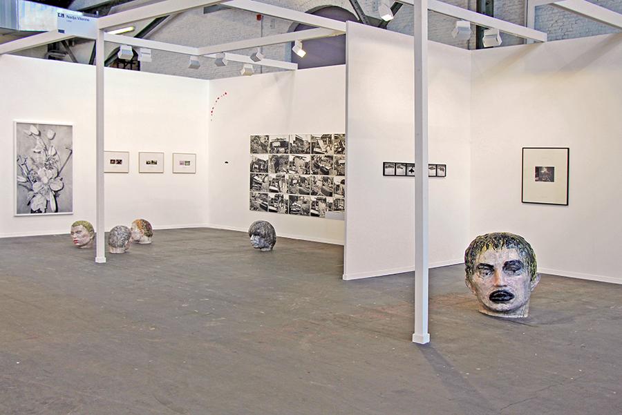 Art Brussels - Nadja Vilenne