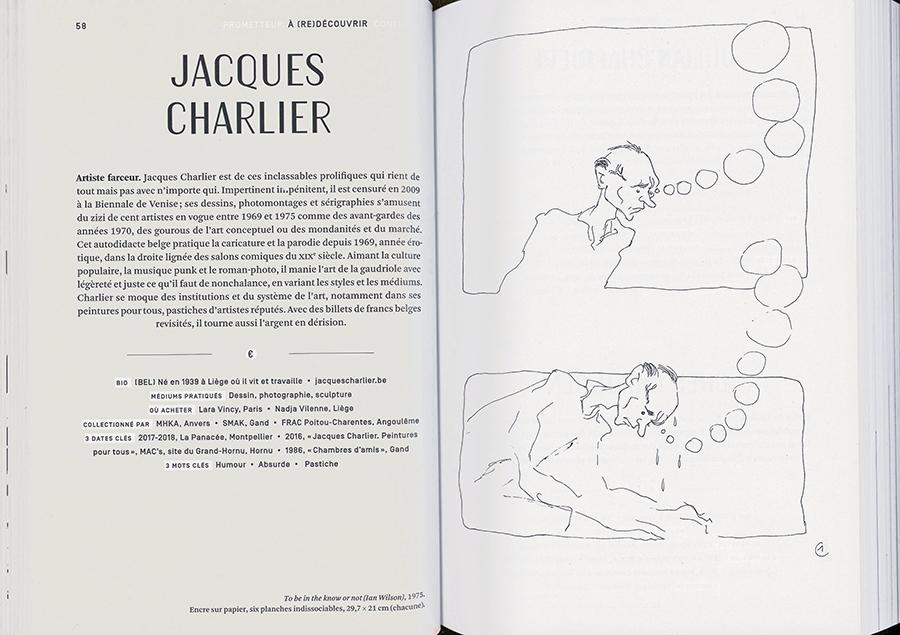 Jacques Charlier Nadjavilenne Le Blog